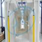 安庆达厂家直销喷粉设备,双工位喷粉房,喷粉室,上粉率高